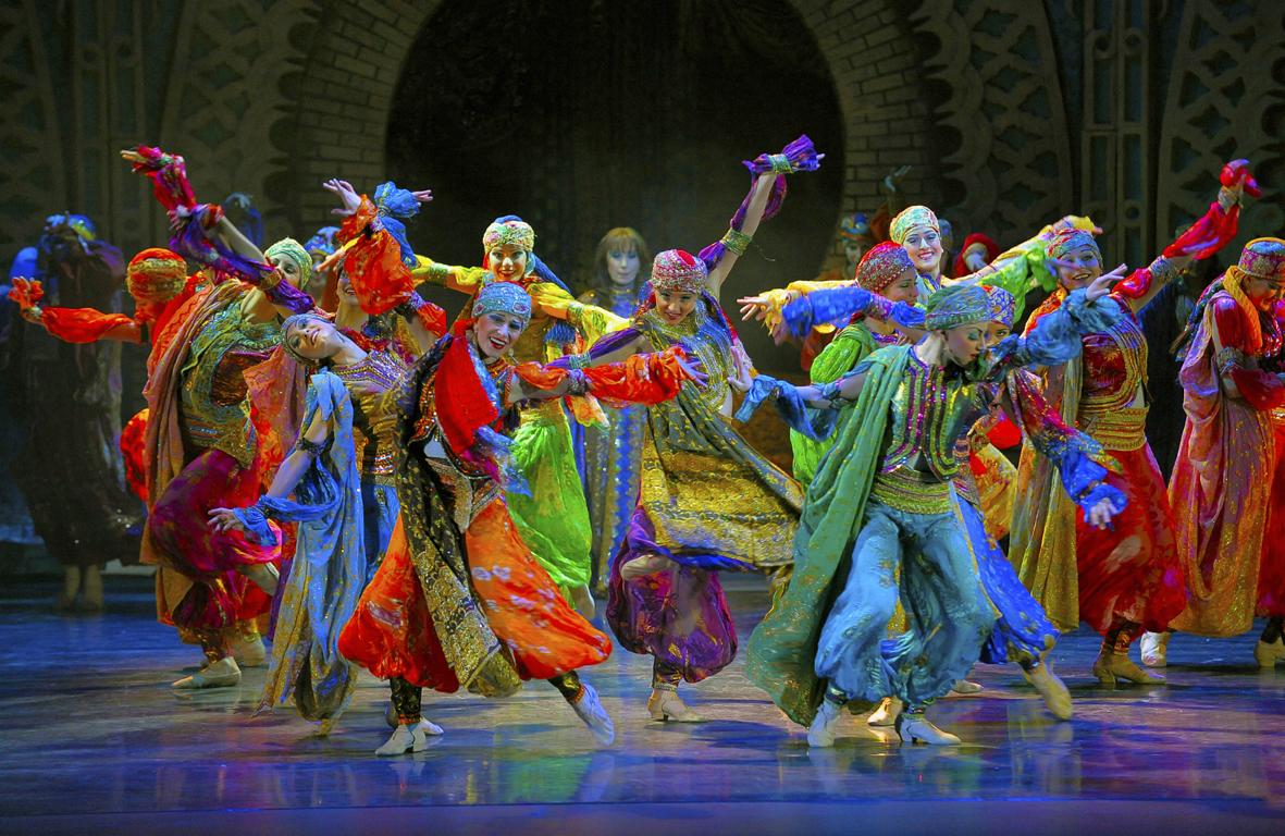 Caracalla Dance
