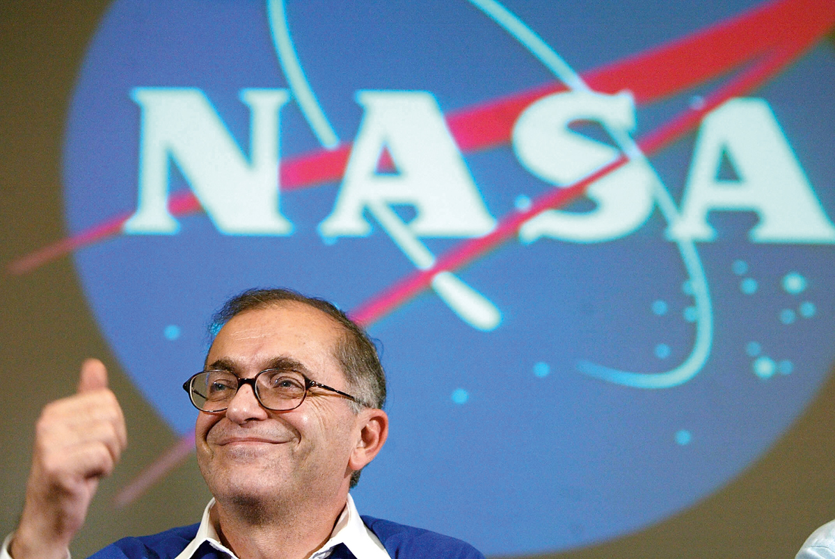 Charles Elachi Scientist at NASA