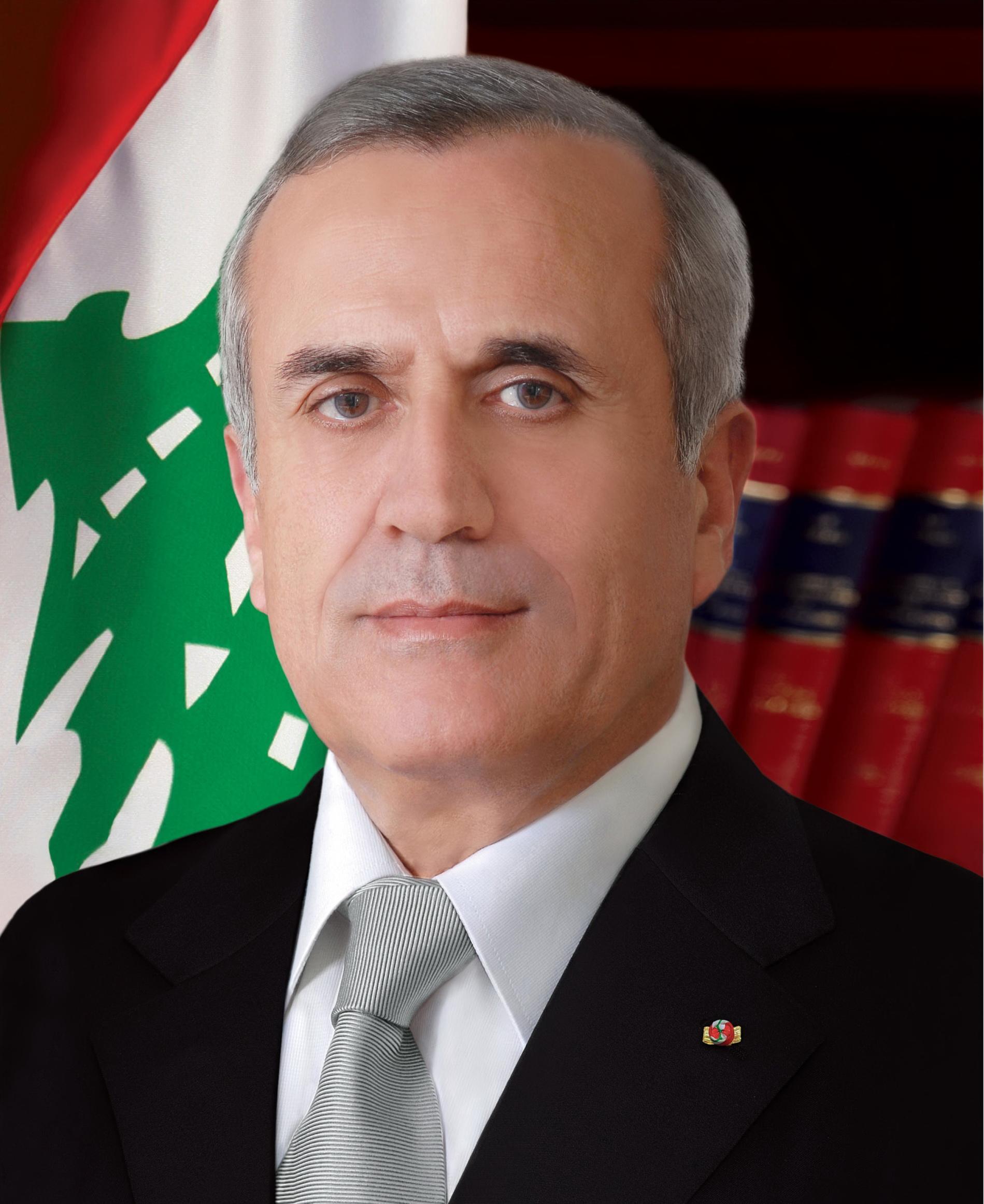 President Michel Soliman