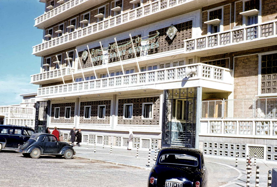 Saint Georges Hotel - Beirut - 1950's