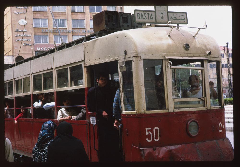 Tramway in Beirut